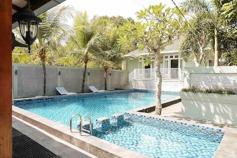JK Private Villa with pool