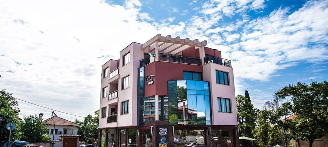 Pak Tam - Karlovo - Boetiekhotel