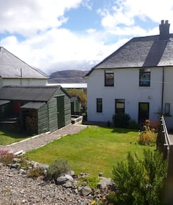 House in Corpach near Fort William - House
