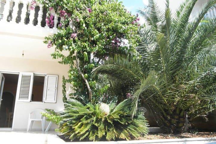 Beautiful apartment 3 min from beach - Okrug Gornji