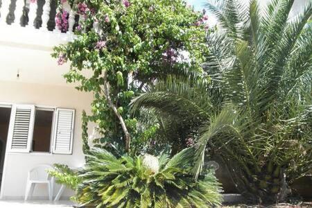 Beautiful apartment 3 min from beach - Okrug Gornji - Apartmen