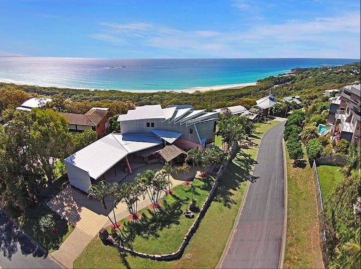 Ascension - A Magnificent Beach Mansion