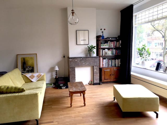 Double room in lovely bright apartment