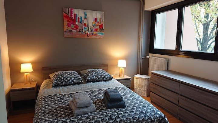 Agréable appartement confortable, Paris 13ème