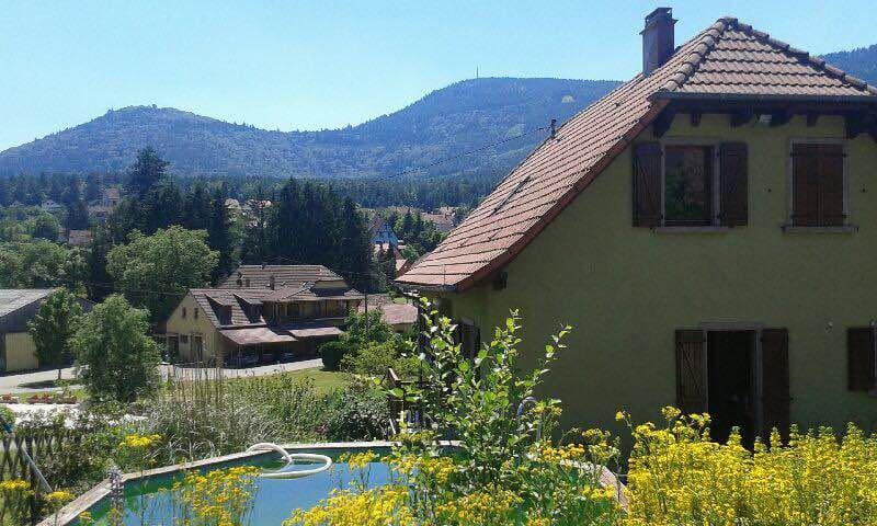 Spacieuse maison au coeur du Val de Villé ! - Dieffenbach-au-Val