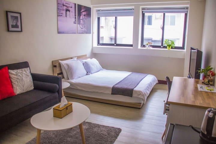 Convenient Apartment city center Taipei 91578