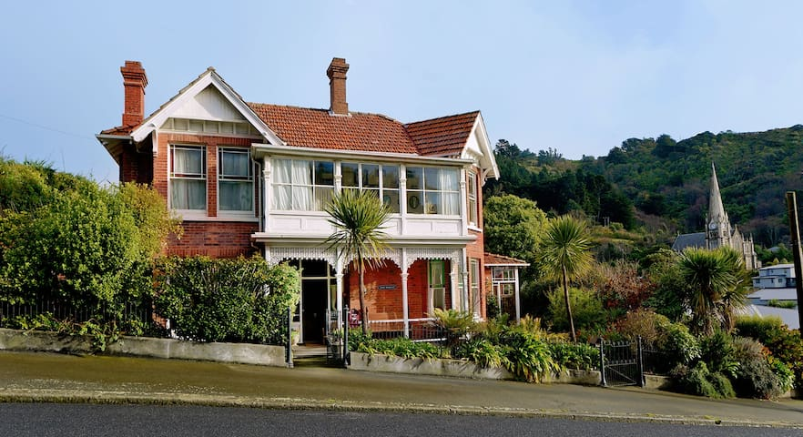 The Manse Bed and Breakfast Port Chalmers