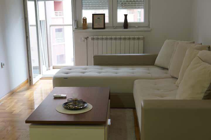 Brand new entire apartment in Skopje