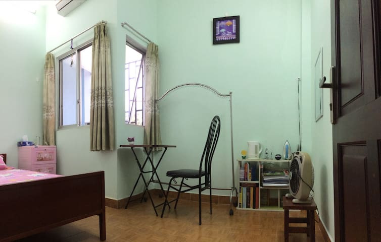 Cosy homestay in Go Vap for a budget