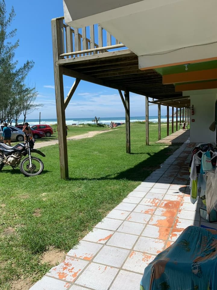 Apartamento Térreo  Beira do Mar - Praia Luz - SC