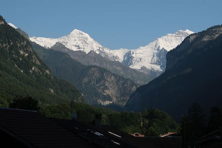 "2 room apartment - ""mountain view"" - Leilighet"