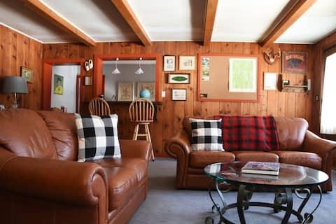 Panther Mountain Lodge