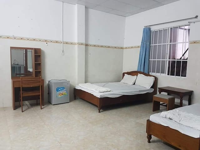 Mini apartment with 2 beds