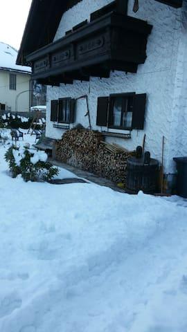 Ferienhäuschen am Mühlbach
