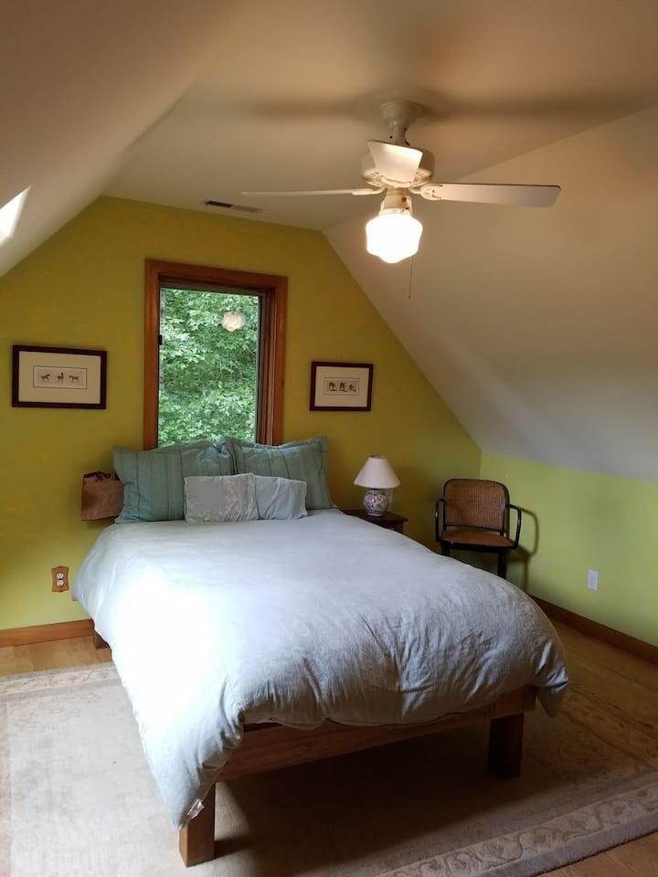 Galleywinter Farm House - East Room