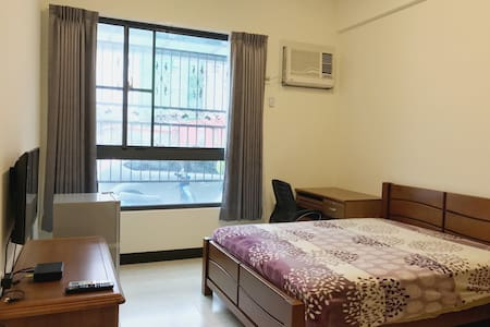 102房 設備齊全 CP值高 簡單乾淨 - 宜蘭縣