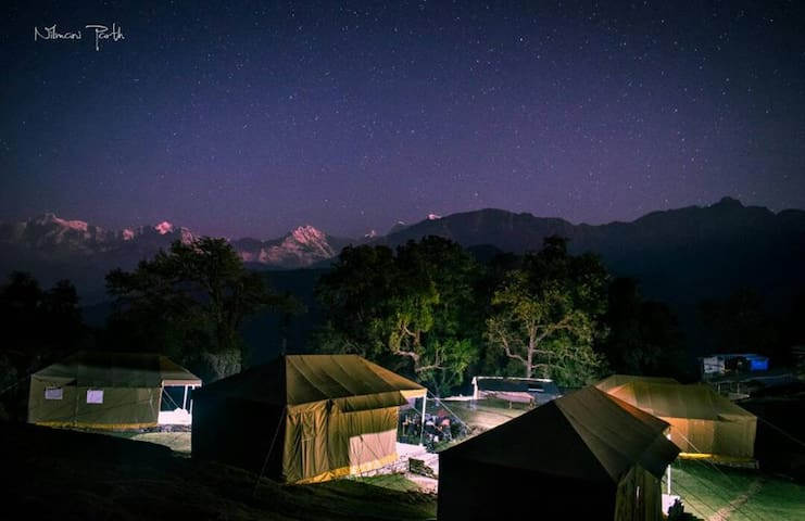 Chopta Meadows Heritage Camps