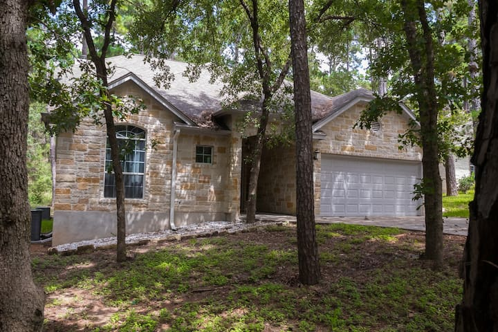 3 bedroom getaway house in Lost Pines at Bastrop - Bastrop