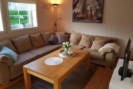 Cozy apartment with parking - Trondheim - Pis