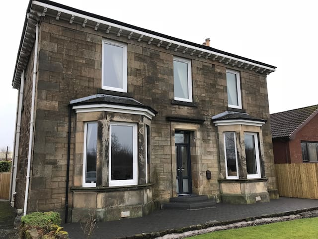 Modernised Detached Spacious Sandstone House