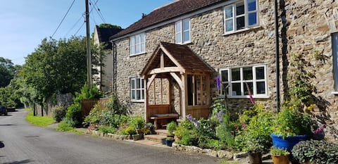 Grooms Cottage in the Blackdown Hills.