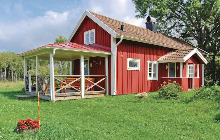 Holiday cottage with 2 bedrooms on 85m² in Blidsberg