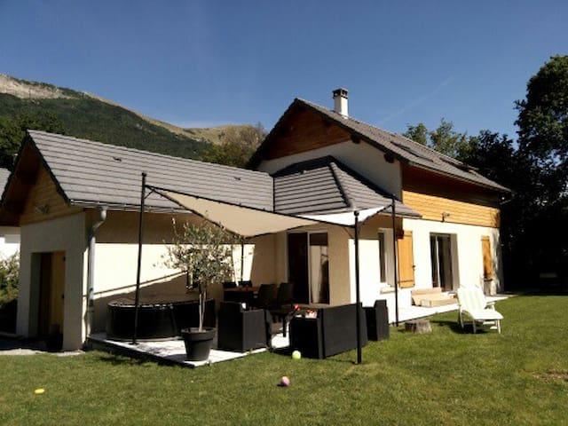 Gap maison familiale 5 chambres