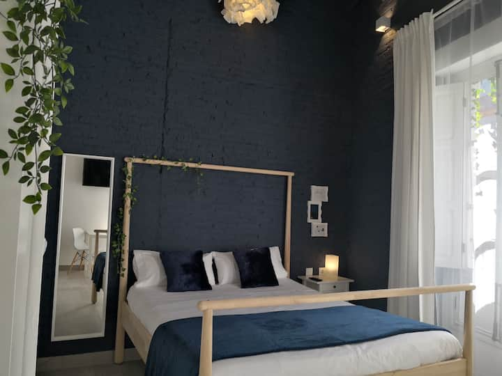 Bonito Alojamiento muy Soleado - WIFI gratis (F7)
