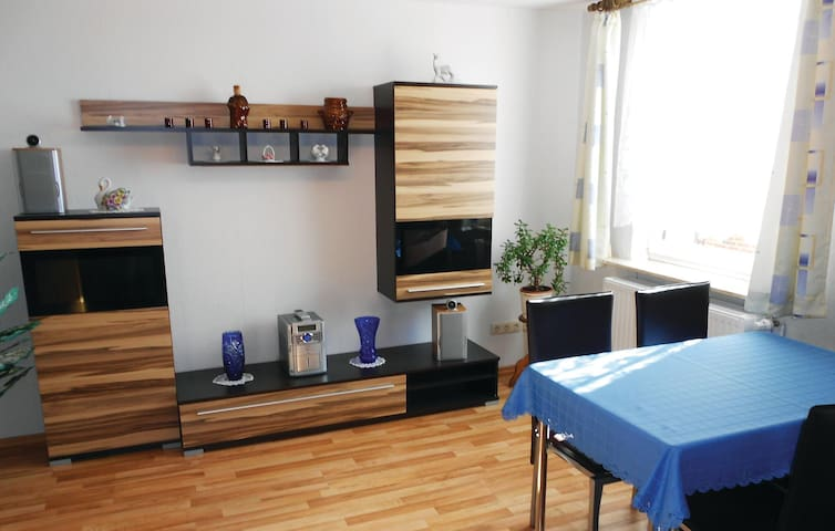 Holiday apartment with 2 bedrooms on 63 m² in Katschow
