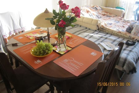 Studio-apartment for your holidays - Balchik