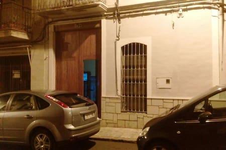 Casa de pueblo con patio interior - Benifairó de les Valls