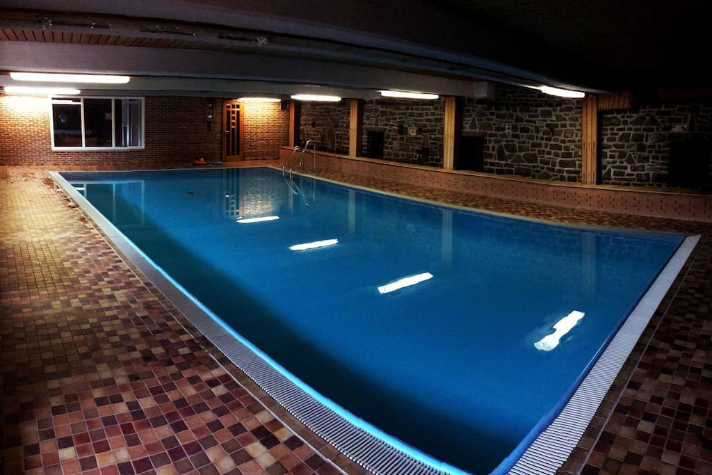 Spacious Apartment With Communal Indoor Swimming Pool Apartments For Rent In Zendscheid Germany