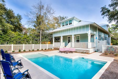 Old Salty 30A - Luxury Beach House in Seacrest