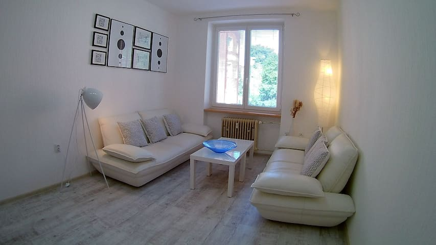 COSY APARTMENT FOR 4 PAX IN CENTER OF DĚČÍN