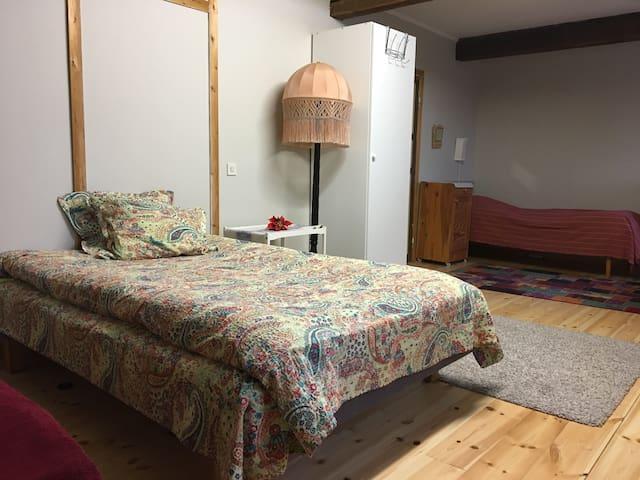 Main bedroom,