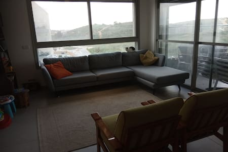 4 bedrooms apartment with open view.