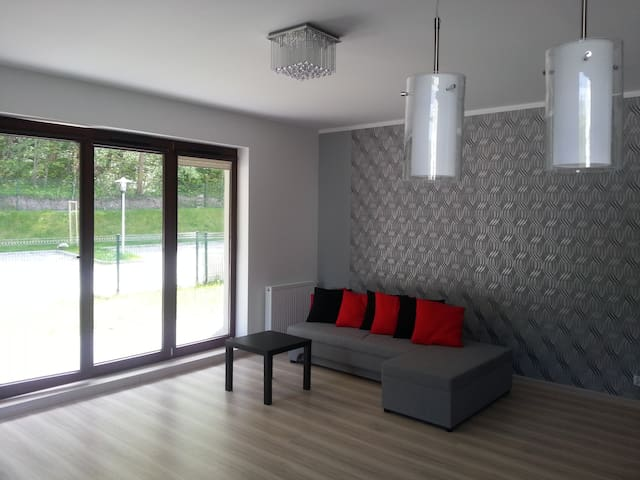 CITY CENTER APARTMENT - Gdaňsk - Byt