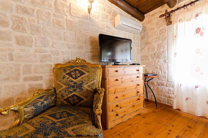 【SPECIAL OFFER】Couple's Getaway*S1*Kitchen*WiFi! - Skouloufia, Rethymno, Crete - Appartement