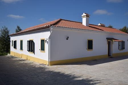 Monte do Outeiro Alto - Vimieiro - 小木屋