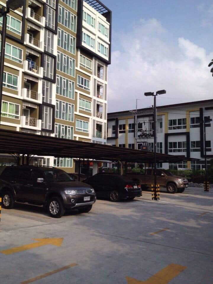 The Landscape Condominium ที่พักปลอดภัยส่วนบุคคล