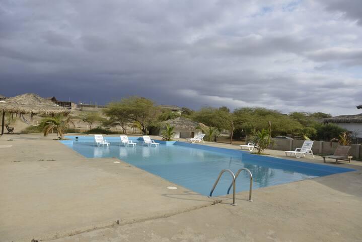 Villa Tortugas - Merlin Rayado