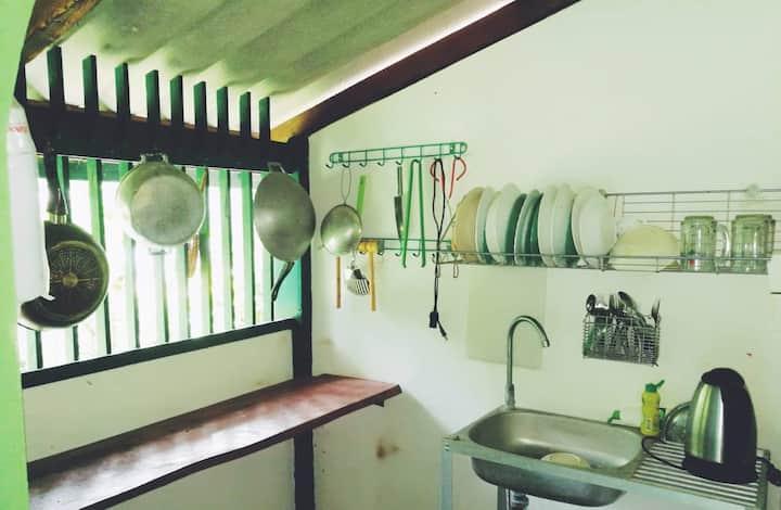 Hua Hin Nature Vacation Home on Hill Organic Farm