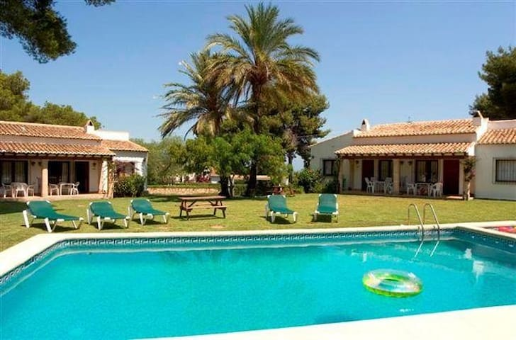 Holiday homes Tosalet bungalow 1 Javea - Javea - House