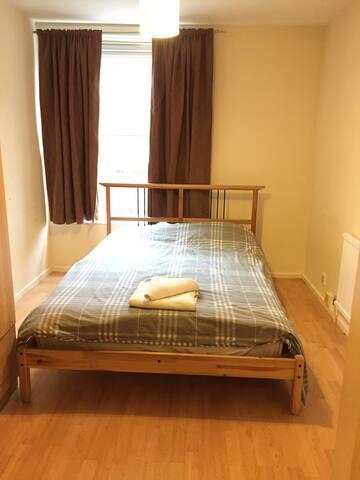 Double Room 3mins close to Tube 2 - Lontoo