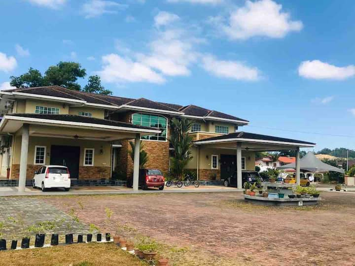 Uncle Ben Villa Guest House @ Penampang