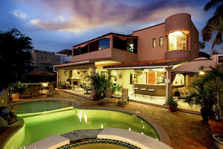 Casa La Roca - Gated community Cabo Bello