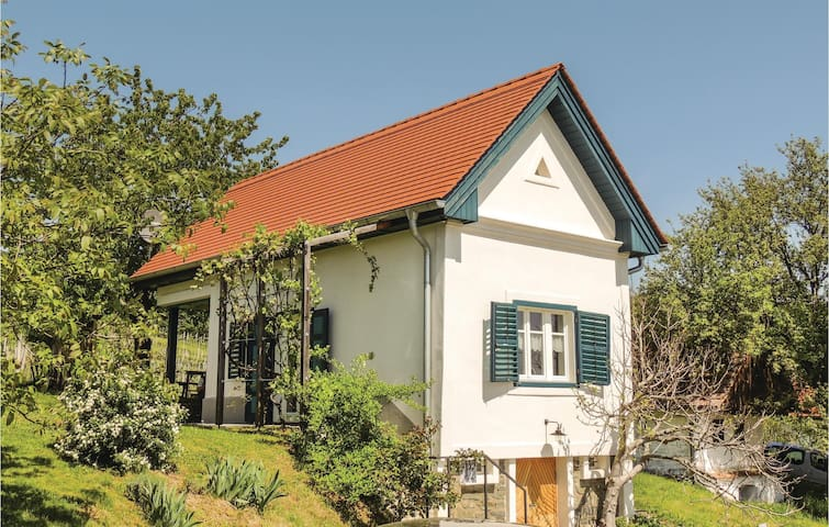 Holiday cottage with 1 bedroom on 44m² in Kohfidisch