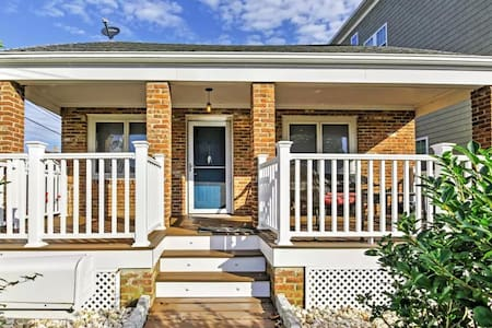 3BR Long Branch beach home in prime location! - Long Branch