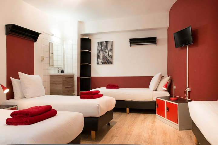 Hotel in the heart of Amsterdam 4p - Amsterdam - Byt