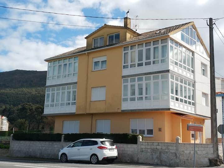 Apartamento Mallou 500m playa
